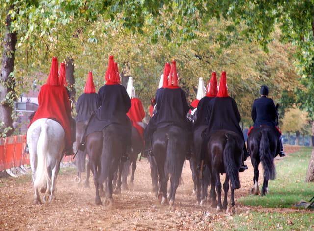 Cavalerie londonienne
