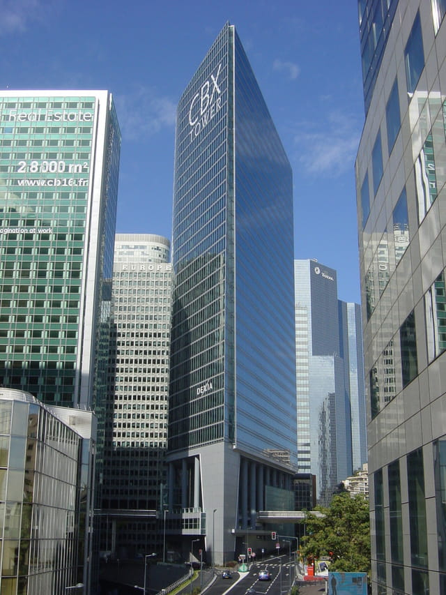 CBX tower/groupe Dexia
