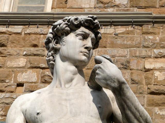 Célèbre statue