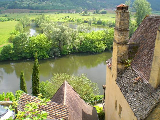 Plongeons sur la Dordogne