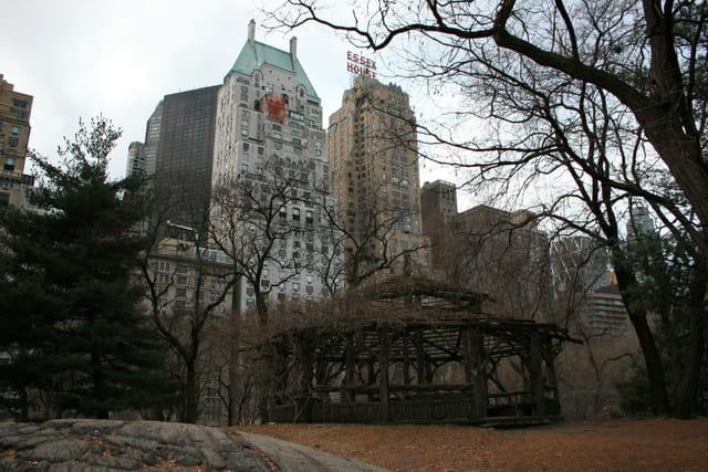 Central Park sud