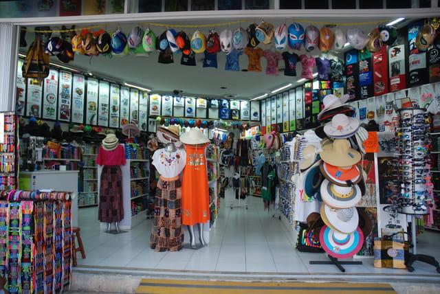 centre commercial de San Miguel