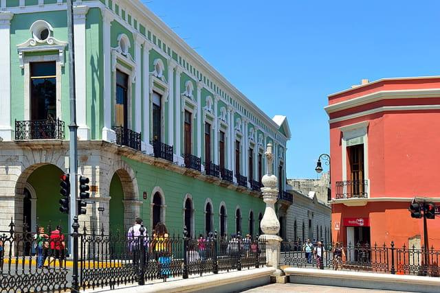 Centre historique de Mérida
