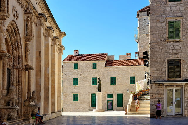 Centre historique de Sibenik