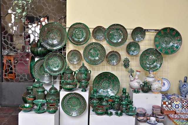 Céramique Andalouse 1