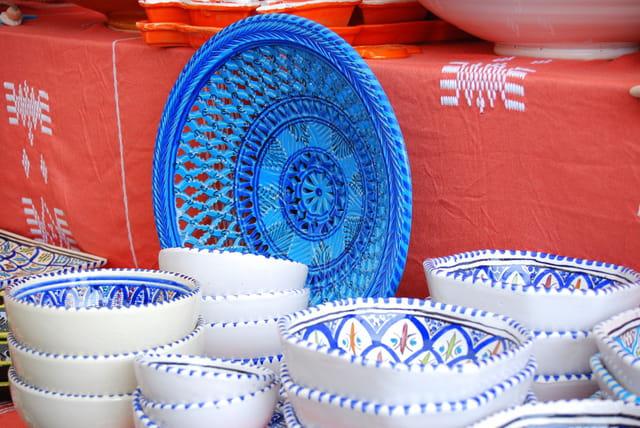 Céramiques tunisiennes