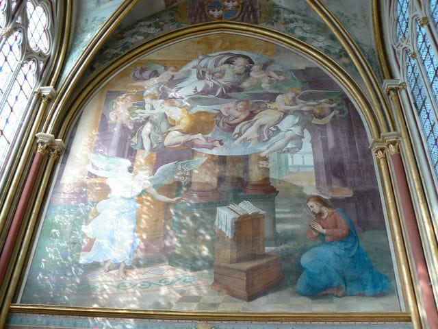 Chaalis - la chapelle