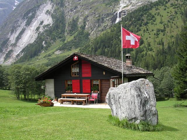 Chalet suisse....
