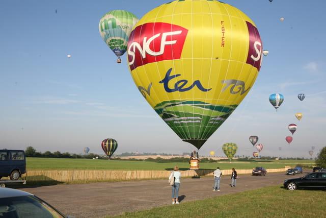 Chambley Mondial Air Ballon