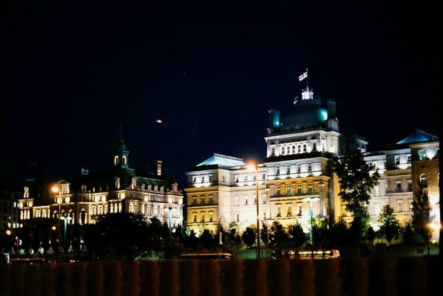 Champ de Mars : Hôtel de ville