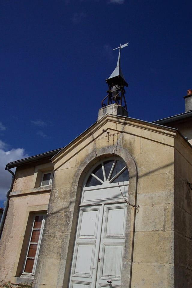 Champagny, une école-musée