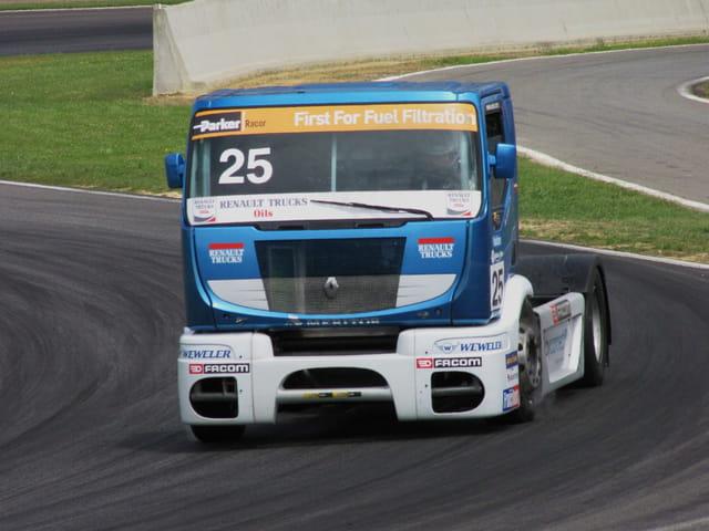 Championnat d'Europe camions - Nogaro 2011