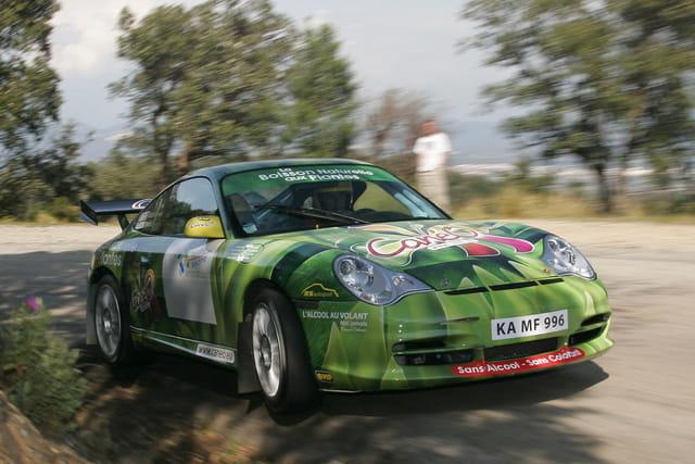 Championnat de France des Rallyes