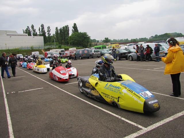 Championnat de France Superbike - Nogaro