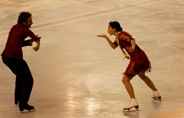 Championnats de France patinage