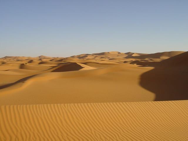 Chant des dunes