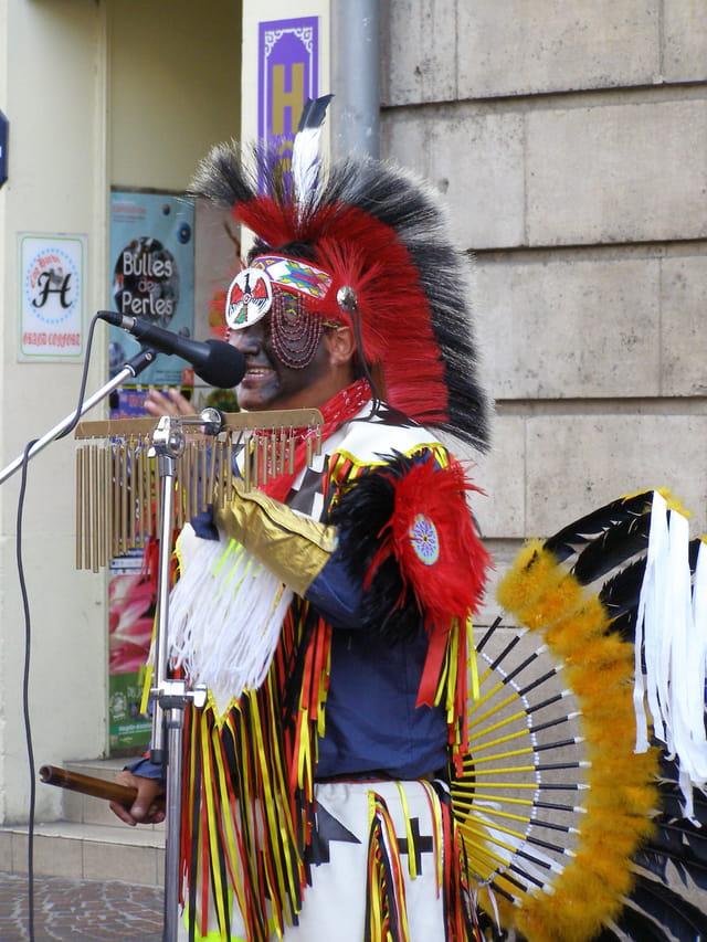Chanteur et musicien