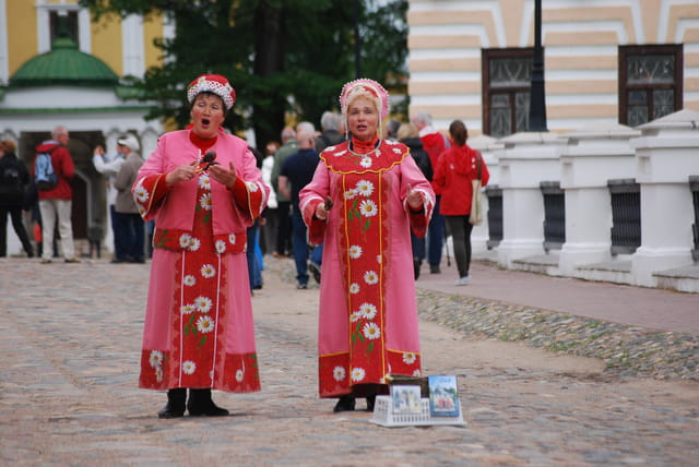chanteuses Russes