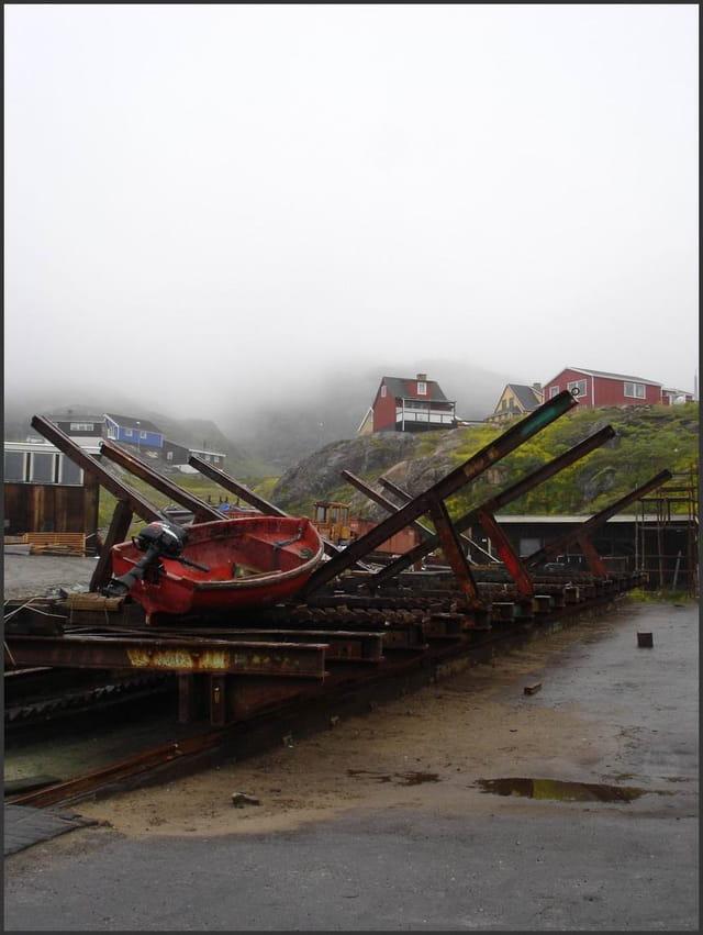 Chantier naval nordique