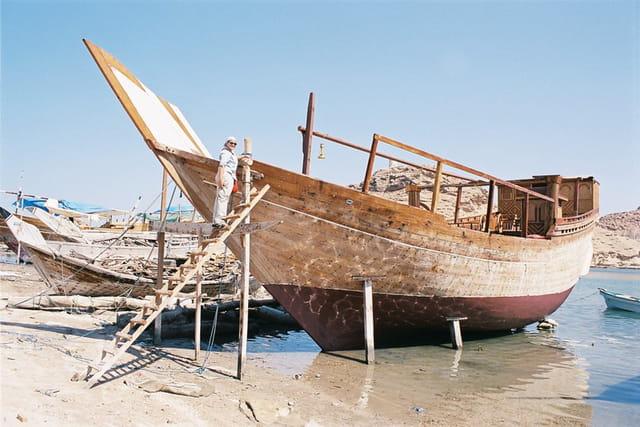 Chantier naval omanais