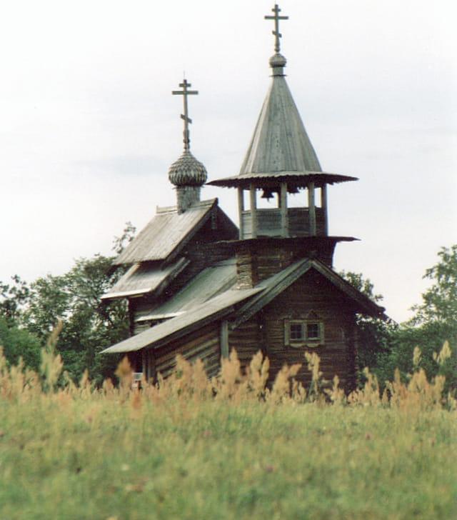 Chapelle Archange Mikhaïl