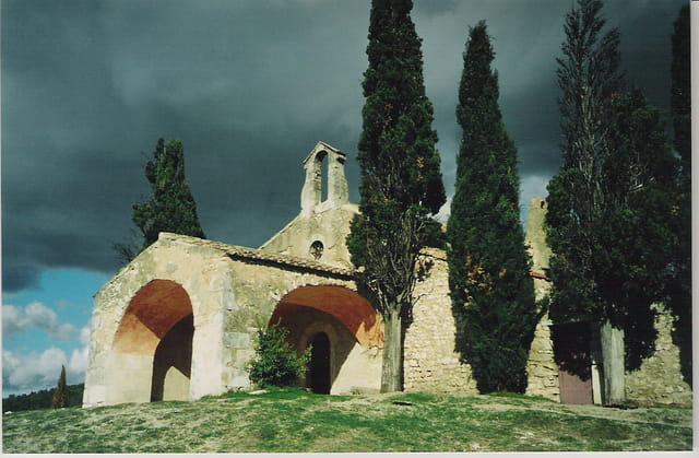Chapelle d\'Eygalières
