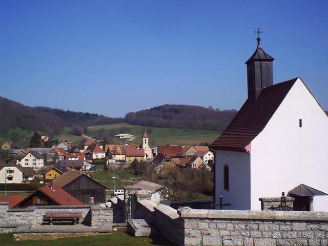 Chapelle de Bendorf