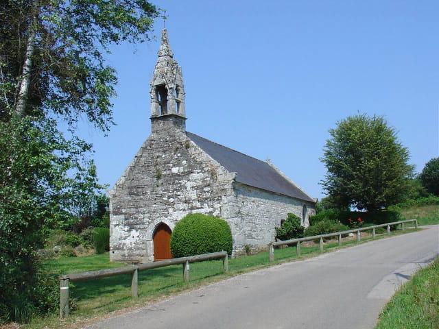 Chapelle de kerbrebel