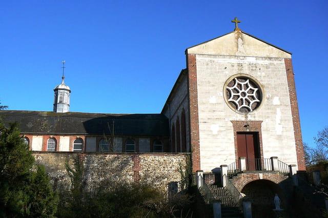 Chapelle de l'ancien carmel