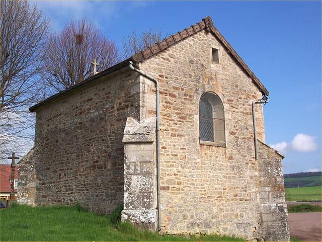 Chapelle de la croix voisin
