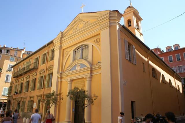 Chapelle de la très ste trinité