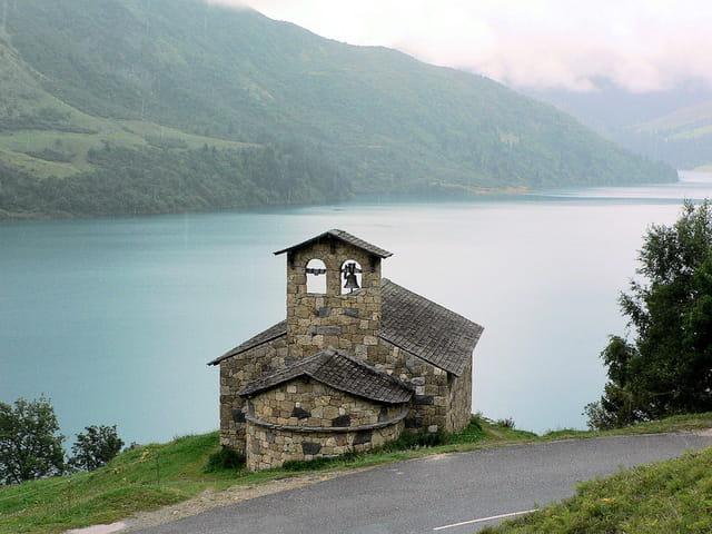 Chapelle de Roselend.
