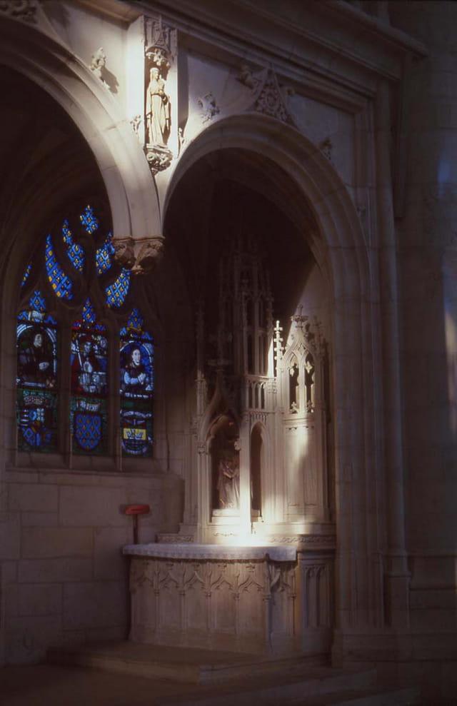 Une chapelle de la basilique Saint Nicolas