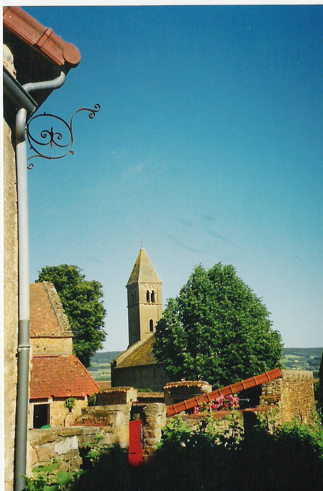 Chapelle de Taizé