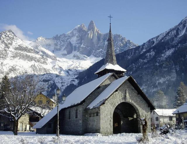 Chapelle des praz