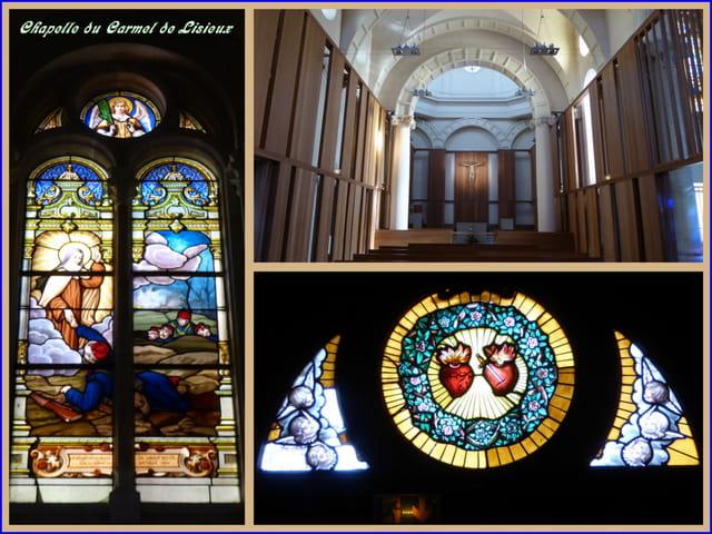 Chapelle du Carmel de Lisieux