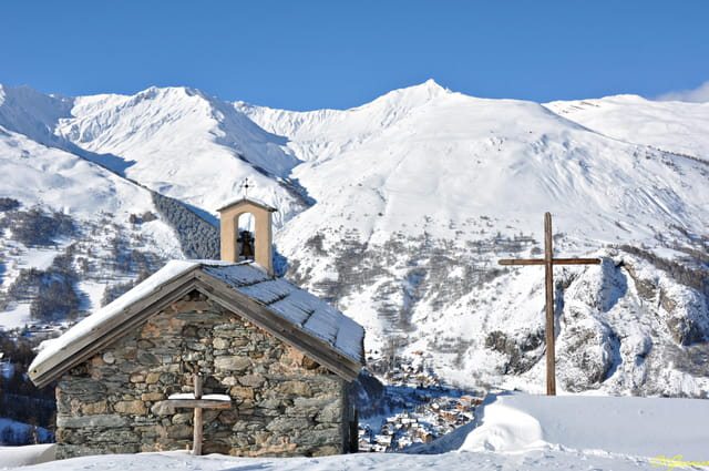 Chapelle du Mont Carmel 1