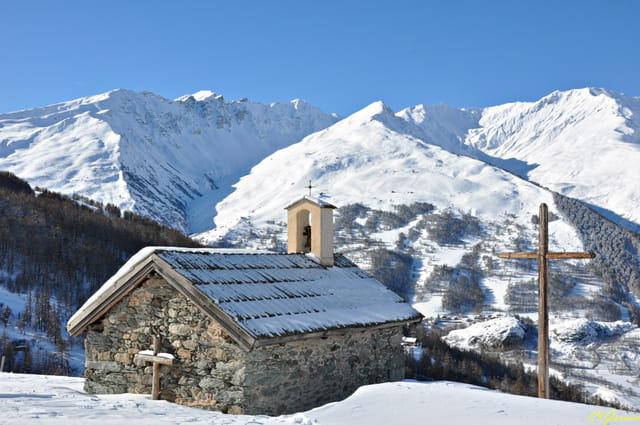 Chapelle du Mont Carmel
