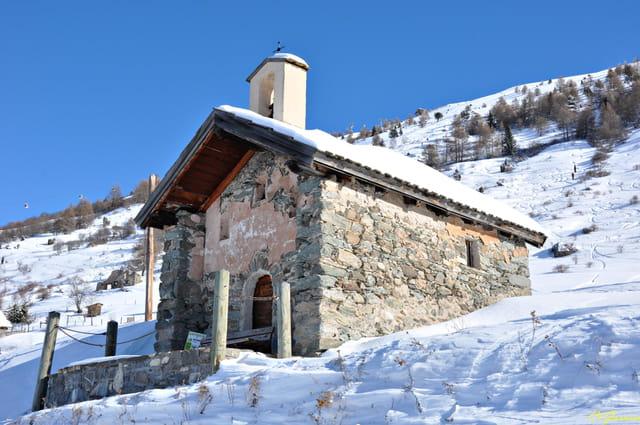 Chapelle du Mont Carmel - Geneuil 1
