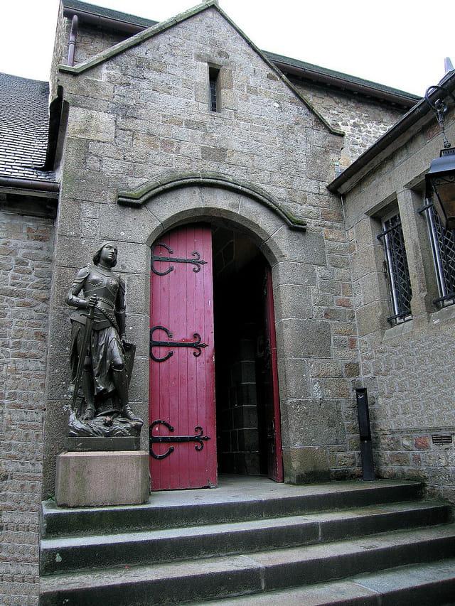 Chapelle du Mont Saint Michel (1)