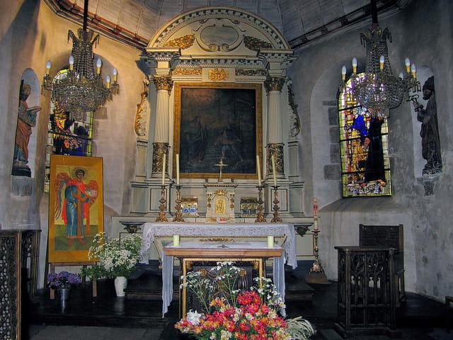 Chapelle du Mont Saint Michel (2)