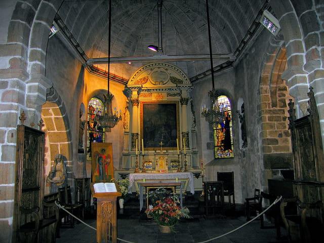 Chapelle du Mont Saint Michel (3)