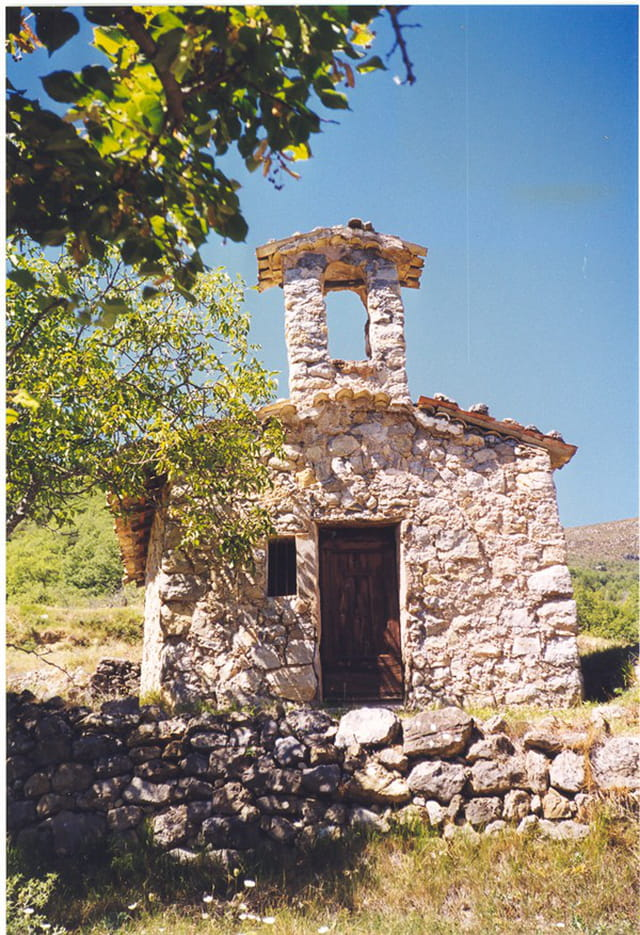 Chapelle intime