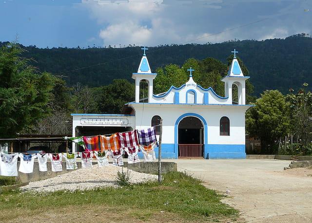 Chapelle maya