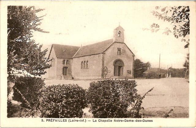 Chapelle ND -des-Dunes