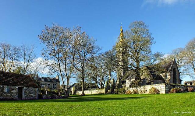 Chapelle Notre Dame de Berven/Plouzévédé