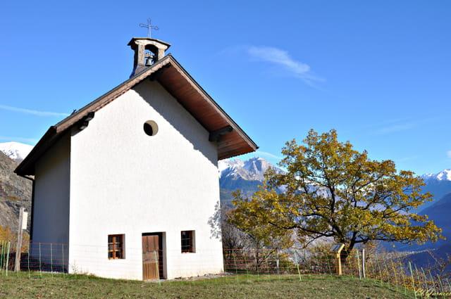 Chapelle Saint-Bernard