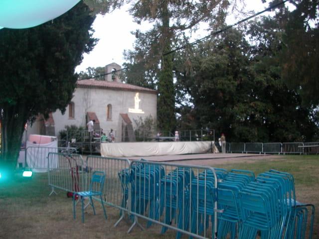 Chapelle saint Cassien Cannes 06