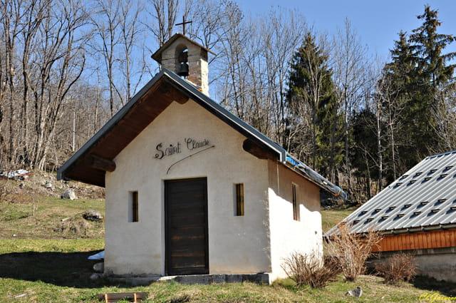 Chapelle Saint Claude