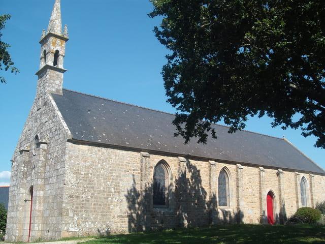 Chapelle Saint-Fiacre, Guidel.
